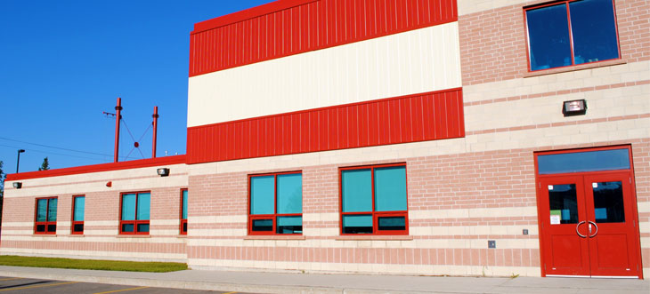 Here is a sample of of Guillemette masonry's institutional work.